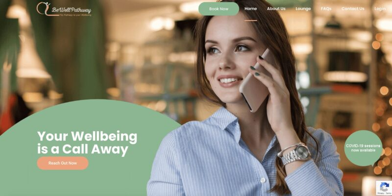 BeWell Pathway Home Page Banner